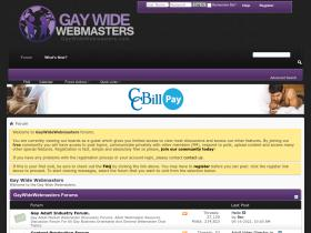 forums.gaywidewebmasters.com