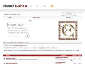 forums.internetbusiness.co.uk