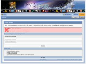 forums.mvgroup.org