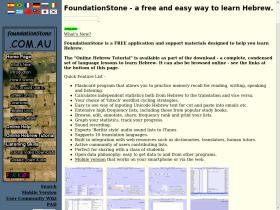 foundationstone.com.au