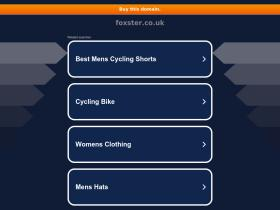 foxster.co.uk