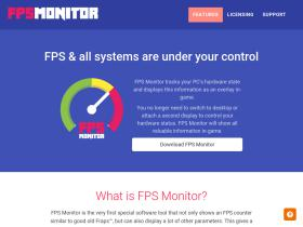 Fpsmon com Analytics - Market Share Stats & Traffic Ranking