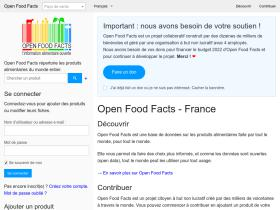 fr.openfoodfacts.org