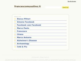 francescomusolino.it