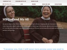 franciscansisterspeoria.org