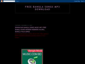 free-bangla-mp3.blogspot.com