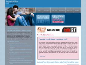 free-chat-line-numbers.com