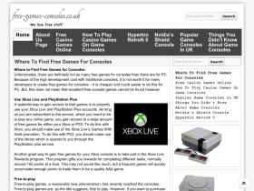 free-games-consoles.co.uk