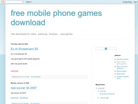free-mobile-phone-games-download.blogspot.com