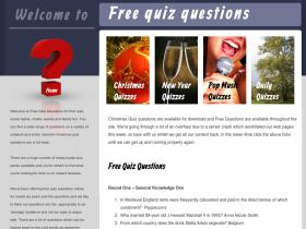 free-quiz-questions.co.uk