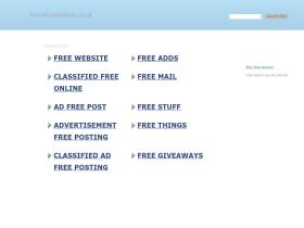 free-uk-classifieds.co.uk