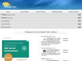 free-user-friendly-utility.winsite.com