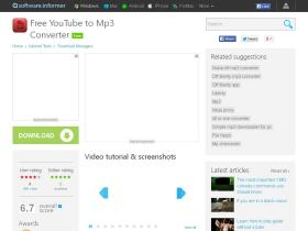 free-youtube-to-mp3-converter.software.informer.com