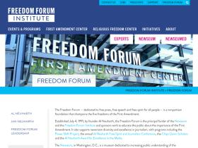 freedomforum.org