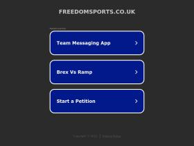 freedomsports.co.uk