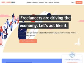 freelancersunion.org
