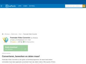 freemake-video-converter.nl.softonic.com