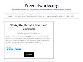 freenetworks.org