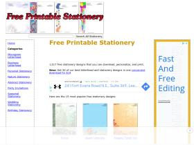 freeprintablestationery.net