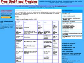freestuffandfreebies.co.uk