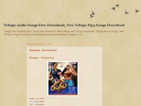 freetelugusongsdownloadmp3.blogspot.com