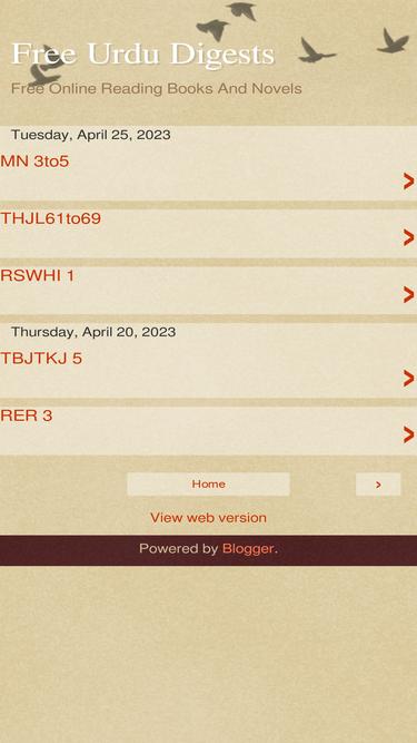 Very Romantic Urdu Novels