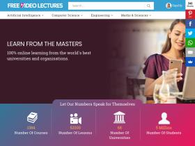 freevideolectures.com