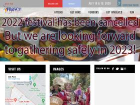 frenchfestival.com