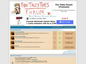 frenchfoxtalesforum.forumotion.com