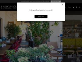 frescorestaurants.com