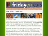 fridayoffcuts.com