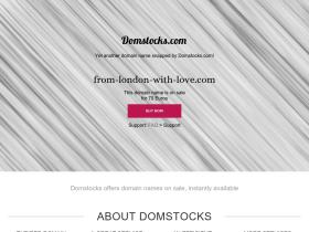 from-london-with-love.com