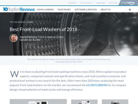 front-load-washer-review.toptenreviews.com