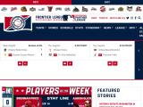 frontierleague.com