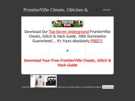 frontiervillecheatshacksglitches.weebly.com
