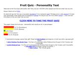 fruitquiz.co.uk
