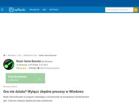 game-booster.softonic.pl