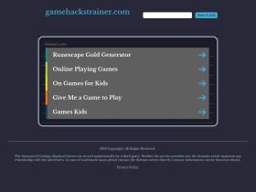 gamehackstrainer.com