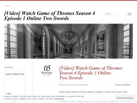 gameofthronestwoswords.wordpress.com