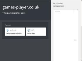 games-player.co.uk