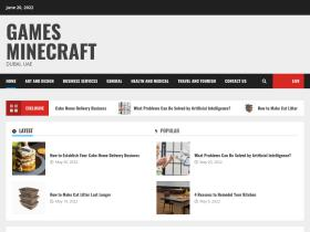 gamesminecraft.org