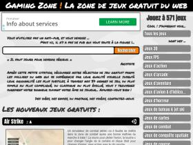 gaming.zone.online.fr