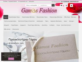 gamosfashion.gr