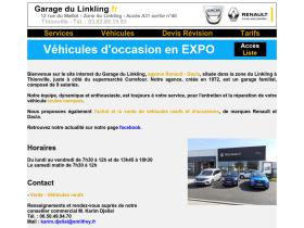 40 sites similaires a horaires for Garage chevrolet thionville
