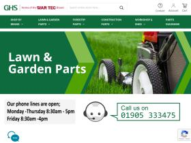 gardenhirespares.co.uk