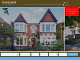 gardinerhomes.co.uk