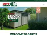 garysgardensheds.co.nz