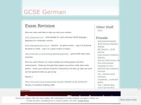 gcsegerman.wordpress.com