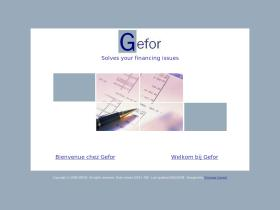 gefor.be