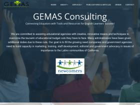 gemasconsulting.com